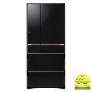 Hitachi R-WX670JS 6-door fridge 722L *FREE JAPAN MADE AIR PURIFIER*