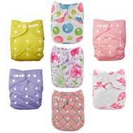 ❤️現貨❤️Nora's nursery口袋型布尿布7件組