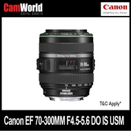 Canon EF 70-300mm f/4.5-5.6 DO IS USM ( CANON MALAYSIA )