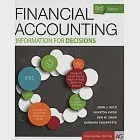 Financial Accounting: Information for Decisions IFRS (Chapter 1-14)(3版)