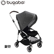 【送2樣好禮】荷蘭 Bugaboo Bee5 輕便嬰兒手推車 (丹尼灰 遮陽棚)_好窩生活節