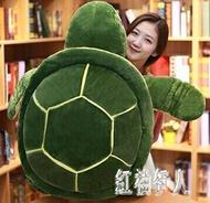 烏龜毛絨玩具 男孩大眼布娃娃坐墊大號海龜玩偶抱枕小 烏龜公仔 js26561