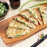 慕鈺華 古早味蔥油餅2包(125g/5片/包)