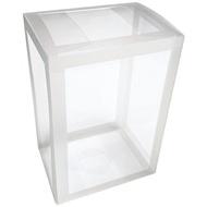 磨砂 標準盒 防撞盒 透明盒 保護盒 寬盒 公仔盒 模型 pvc 防脫爪 塑膠 航海王 七龍珠 娃娃機 磨邊 包裝