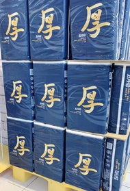 五月花 衛生紙 厚棒連續 抽取式 花紋 四層衛生紙 60抽 一串6包 超取限四包