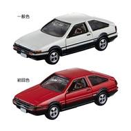《TAKARA TOMY》TOMICA  PRM40 豐田Sprinter Treno(AE86)+初回 東喬精品百貨