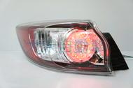 大禾自動車 紅白 LED 外側尾燈 原廠型 適用 MAZDA 3代 09-13 5門