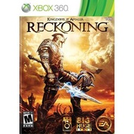 XBOX 360 大地王國 罪與罰 Kingdoms of Amalur:Reckoning-英文版-