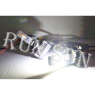●○RUN SUN 車燈,車材○● 全新 通用型 LED D1S 大燈燈泡 原廠HID 可改裝 超亮 高品質 一對