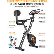 【SAN SPORTS】四角度!!飛輪式磁控健身車C149-010