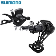 Shimano Deore M5100 1×11 Speed MTB Bike Groupset SL-M5100 Shifter Rapidfire Plus RD-M5100 Rear Derailleur Shadow RD