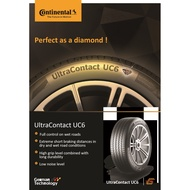 205/55R16 CONTINENTAL UltraContact UC6