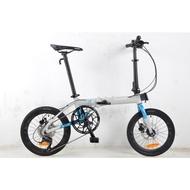 "Camp X-Lite 16"" folding bike"
