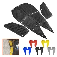 Suitable for Yamaha xmax300XMAX 250 Refitted Accessories CNC Aluminum Alloy Foot