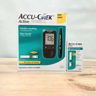 Alat Accu-Check Active / Alat Cek Gula Darah Accu Check Active