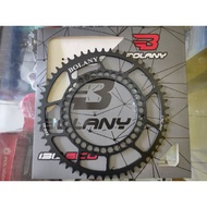 Chainring Chain Ring Cenring Cenering Bolany 130bcd 54t Gir Front Single