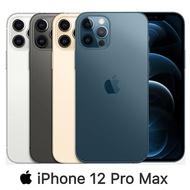 Apple iPhone 12 Pro Max 128G 防水5G手機銀