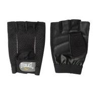 Everlast Weight Training Gloves (Black)( Bundle of 2)