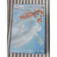 標準盒 日本正版 金證 景品 公仔 海賊王 航海王 造型師X寫真家 泳裝娜美 水著 泳裝