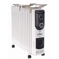 嘉儀 HELLER 葉片式電暖爐 KE-210TF