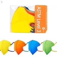 ❍Hong Kong medeis 3D color full color rainbow light mask adult macaron color forest land
