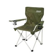 【露營趣】新店桃園 Coleman CM-33560 渡假休閒椅 橄欖綠 摺疊椅 折疊椅 童軍椅 椅子 露營