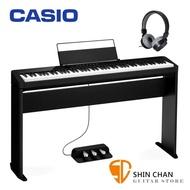 Casio PX-S1000 黑色 88鍵 電鋼琴 含原廠腳架 / 三音踏板 PXS1000 台灣卡西歐公司貨