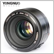 [永諾專賣] 永諾EF 50mm f/1.8 比Canon原廠更佳 YN 50 mm F1.8