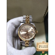"""IU Famous Products Museum"" real shot Rolex Rolex watches New boys watches Rolex Datejust gold dial Rolex watches Men an"