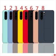 Huawei Y6 2018 Y6 PRO 2018 Y7 2018 Y9 2018 Y6 2018 Solid color Skin-friendly support phone case
