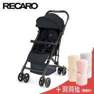 《RECARO+Bizzi Growin》Easylife Elite 2 Select 嬰幼兒手推車+洞洞毯(隨機)