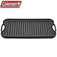 [ Coleman ] 經典鑄鐵煎盤 / 413雙口爐可用 / 公司貨 CM-21879