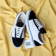 Vans Old Skool白色黑色