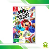 Switch Super Mario Party Standard Edition