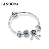 Pandora潘多拉官網佳期如夢ZT0356手鏈套裝簡約優雅送女友禮物