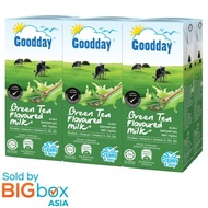 Goodday UHT Milk 200ml x 6 - Green Tea