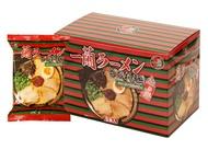 【江戶物語】現貨 盒裝5包入 可單賣 一蘭拉麵 速食中華麵 日本原裝進口 泡麵包麵 伴手禮
