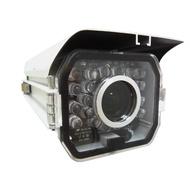 SONY Effio700TVL超高解析夜視攝影車牌機 22顆10ΦLED大燈 車牌攝影機 監視器 DVR 監控主機