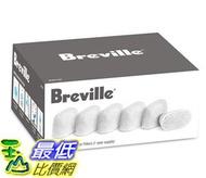 [8東京直購] Breville 咖啡機水箱濾心 BWF100 原廠 6顆裝 相容:BES980XL/BES920XL