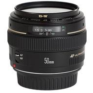 Canon EF 50mm f/1.4 USM*(平輸)-送抗UV保護鏡58mm+專用拭鏡筆