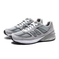 NEW BALANCE 990 V5 美國製 元祖灰 總統鞋 老爹鞋 休閒鞋 女 (布魯克林) W990GL5