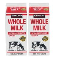 【含運】好市多熱銷 科克蘭全脂鮮乳 牛奶 2瓶 4瓶 6瓶