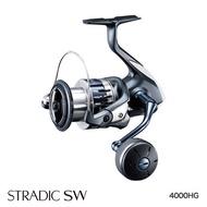 SHIMANO 20 STRADIC SW 紡車捲線器【百有釣具】4000HG(04241)/4000XG(04242)