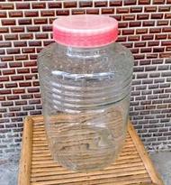 氣泡玻璃甕(罐)—古物舊貨、早期玻璃收藏