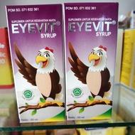 Eyevit Syrup 60ml Eye Vitamin Syrup | Nutrition Supplement For Eye | Vitamin Eye / Adult