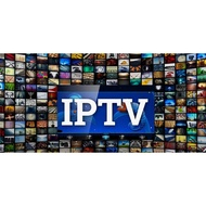 SyberTV (96 HARI) Internet Protocol Television