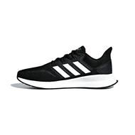 【ADIDAS】愛迪達 經典 RUNFALCON 運動鞋 慢跑鞋 舒適 透氣 黑 女鞋 -F36218