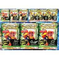 獸電戰隊 獸電合體 9款盒玩 最終超強合體 合售不拆賣
