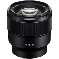 Sony FE 85mm f/1.8 Lens SEL85F18 (Color Box)
