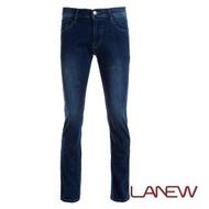 【LA NEW】超彈中腰經典直筒牛仔褲(男71602852)